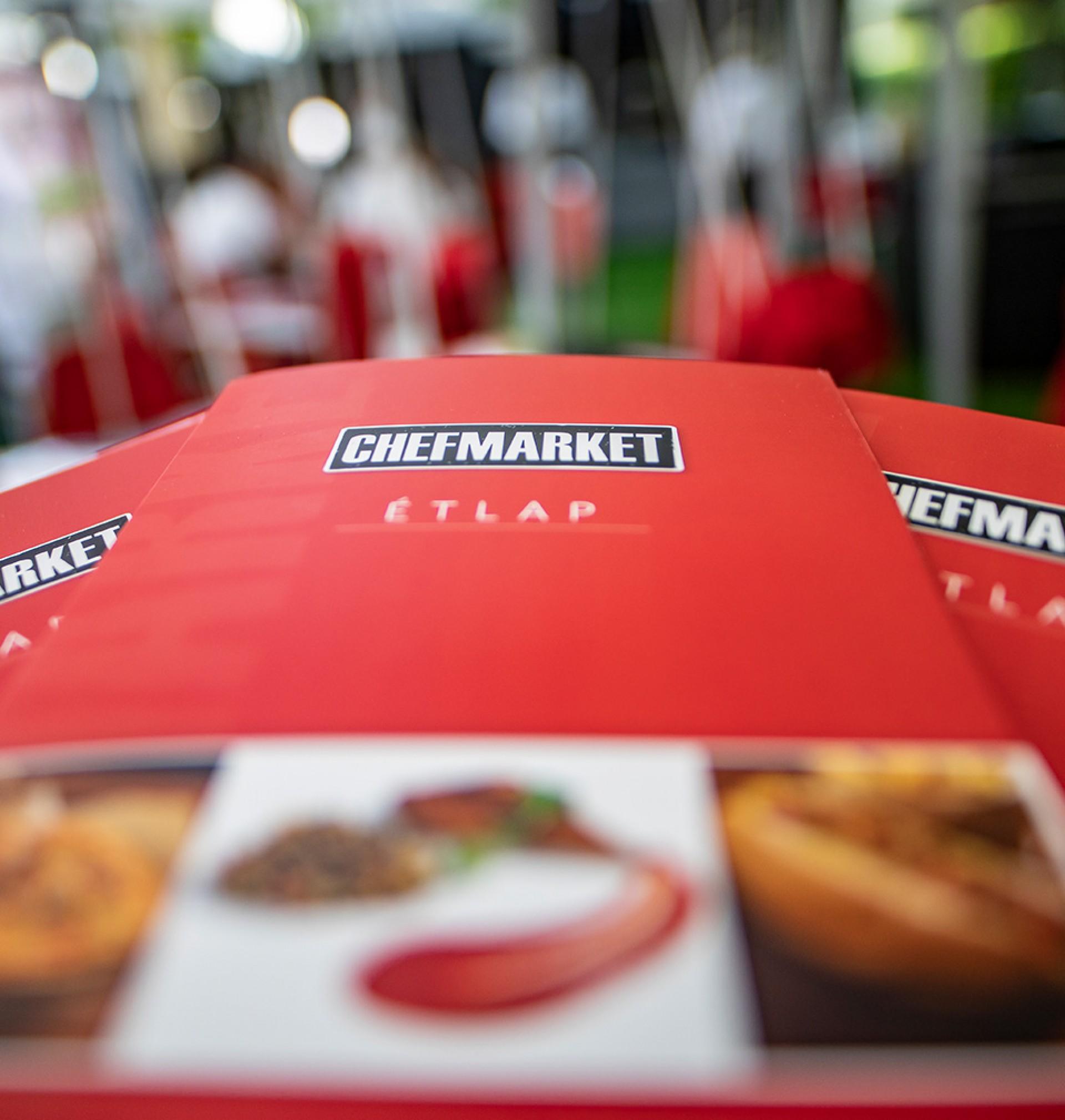 Chef Market Gourmet