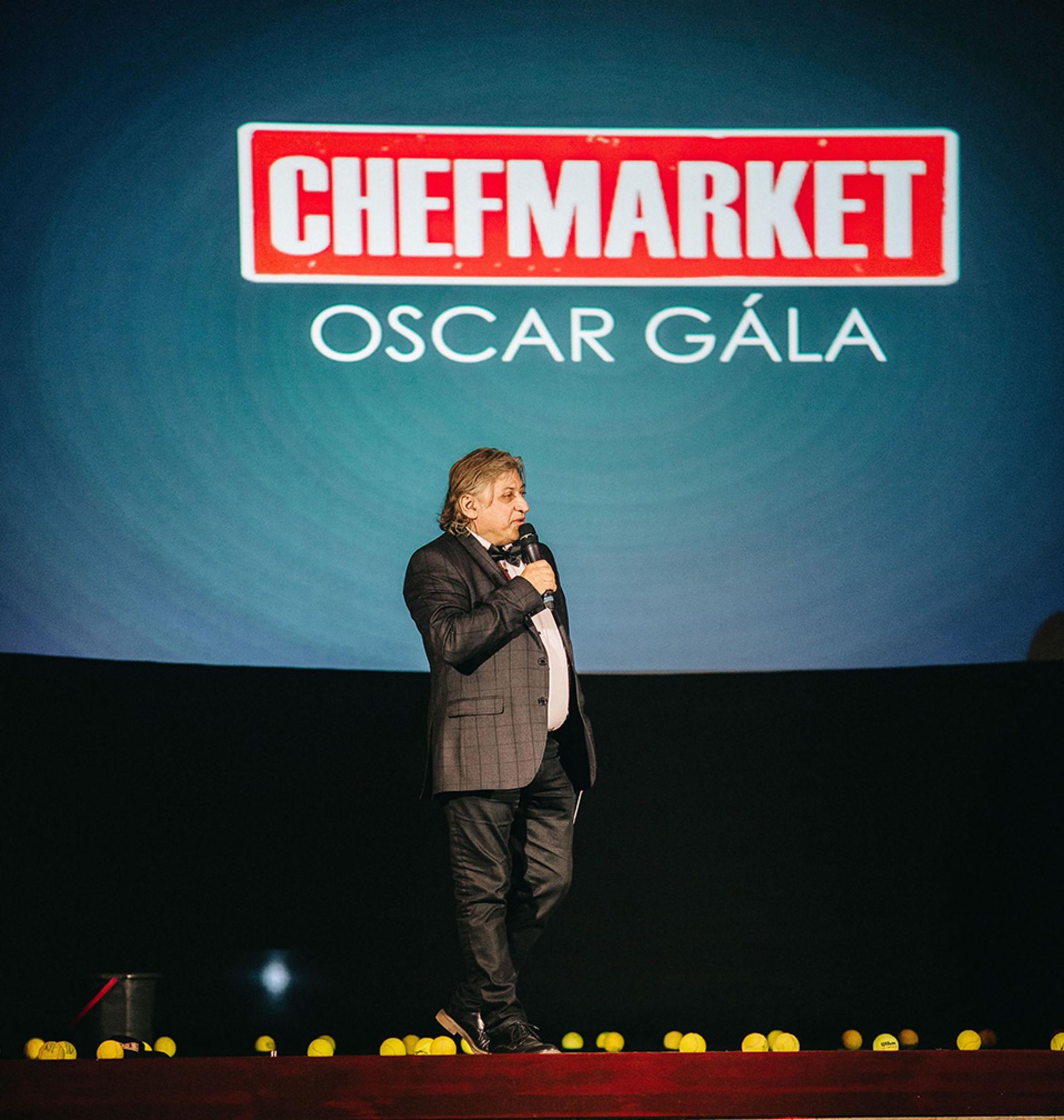 Chef Market Oscar